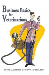 Business Basics for Veterinarians Book Cover