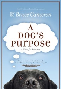 A Dogs Purpose Book Cover