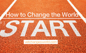 How to Change The Wold #3 - Start