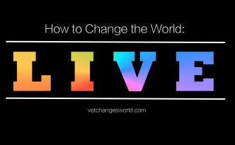 How to Change The World - Live